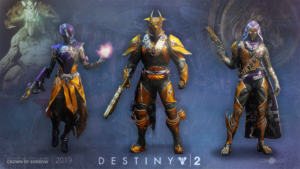 Destiny 2 Armor Gallery Crown Of Sorrow